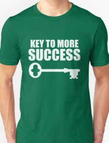 DJ KHALED - THE KEY TO MORE SUCCESS. T-Shirt