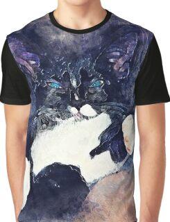 Cat Jagoda Graphic T-Shirt