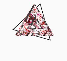 TRI-ANGLES red Unisex T-Shirt