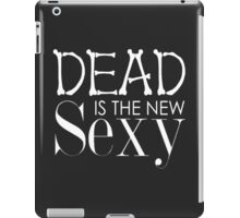'Dead Is The New Sexy' BBC Sherlock Special Print iPad Case/Skin