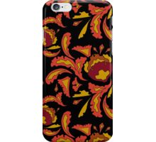 Flowers pattern iPhone Case/Skin