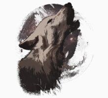 Wolf Moon Kids Tee