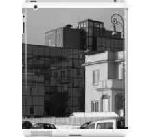 Ostia seafront: buildings and street lamp iPad Case/Skin