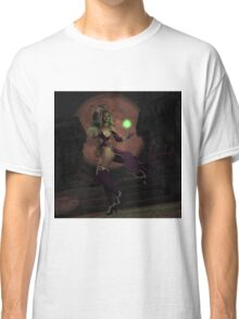 Blood Moon Sorceress Classic T-Shirt