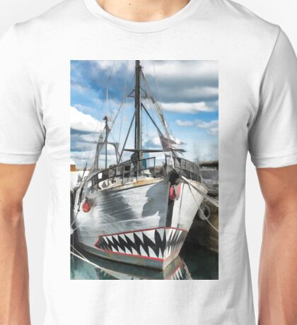 Boat in Penzance Unisex T-Shirt