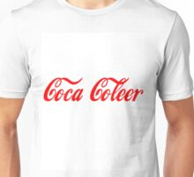 Coca Coleer Giant Edition Unisex T-Shirt