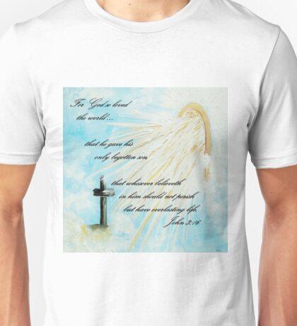 For God so Loved the World Unisex T-Shirt