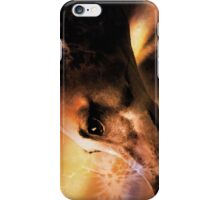 Funny Face I Love You (for Tina) iPhone Case/Skin