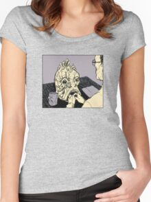 The Mugwump (Naked Lunch) Women's Fitted Scoop T-Shirt