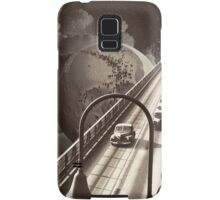 Lost Highway Samsung Galaxy Case/Skin
