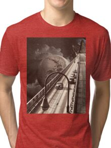 Lost Highway Tri-blend T-Shirt