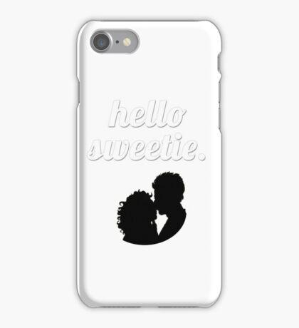 Hello Sweetie {FULL} iPhone Case/Skin
