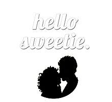 Hello Sweetie {FULL} Photographic Print