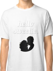Hello Sweetie {FULL} Classic T-Shirt
