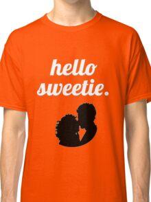 Hello Sweetie {FULL} Classic T-Shirt