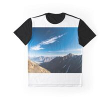 Autumn morning in the alps Graphic T-Shirt