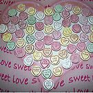 Sweet Love Valentine by Sandra Cockayne