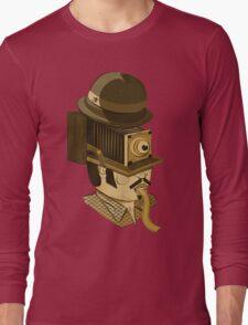 Cyclops photographer Long Sleeve T-Shirt