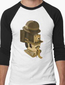 Cyclops photographer Men's Baseball ¾ T-Shirt