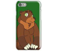 Sun Bear iPhone Case/Skin