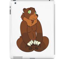 Sun Bear iPad Case/Skin