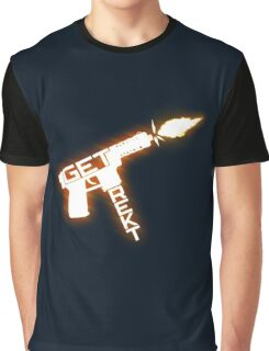 Get rekt - Tec 9 Graphic T-Shirt