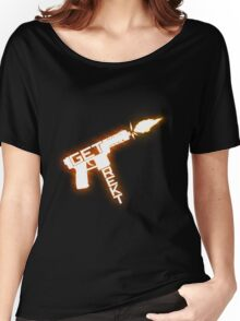Get rekt - Tec 9 Women's Relaxed Fit T-Shirt