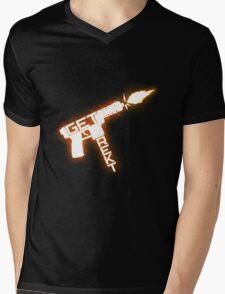 Get rekt - Tec 9 Mens V-Neck T-Shirt