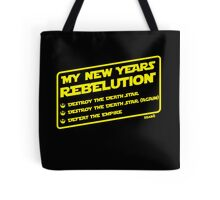 New Year's Goals Tote Bag