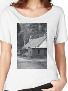 Tin house in the woods Women's Relaxed Fit T-Shirt