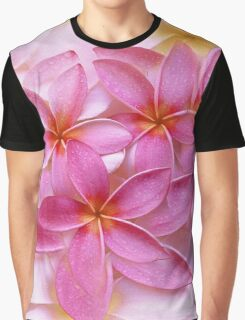 Rosa Blüten - Pink flowers Graphic T-Shirt