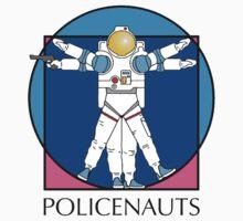Policenauts Logo Baby Tee