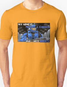 Red Vs Blue: Caboose Best Quote T-Shirt