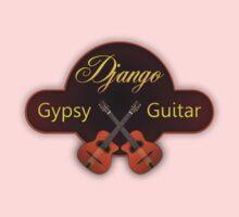 Django Gypsy Jazz Kids Tee