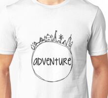 Adventure Globe Unisex T-Shirt