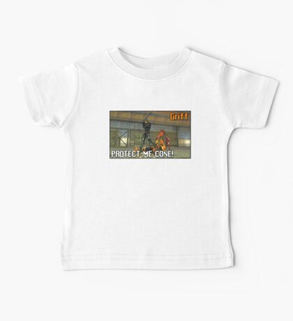 Red Vs Blue: Griff Best Quote Baby Tee