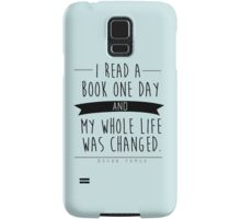 Life Changing Samsung Galaxy Case/Skin