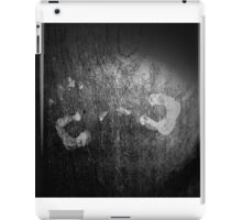 Ghost hands iPad Case/Skin
