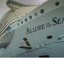 Allure of the Seas  by John  Kapusta