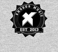 Exodus Music Badge Logo Unisex T-Shirt