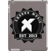 Exodus Music Badge Logo iPad Case/Skin