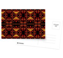 The BeChar - A Dark Tapestry of LorEstain Postcards