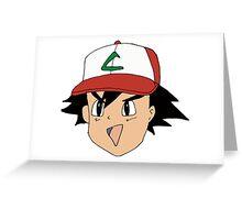 Ash Greeting Card
