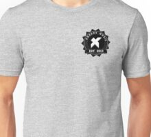 Exodus Music Badge Logo (Corner) Unisex T-Shirt