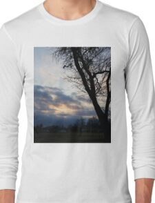 The First Sunrise of 2016 Long Sleeve T-Shirt