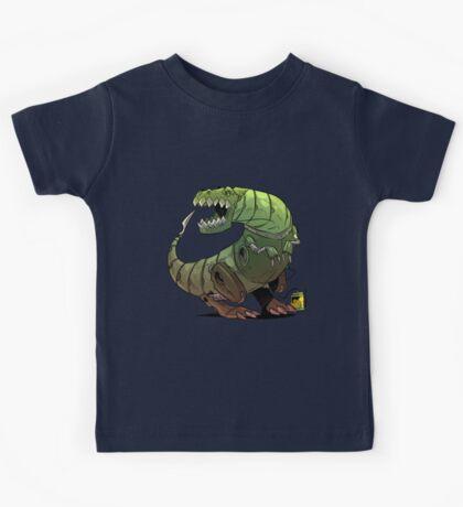 Robot T-rex Kids Tee