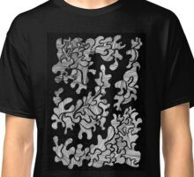 Black and White Blurs  Classic T-Shirt