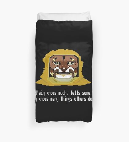 M'aiq The Liar  Duvet Cover