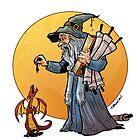the Wizard by Travis Hanson
