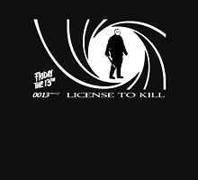 Jason Voorhees - License to Kill Unisex T-Shirt